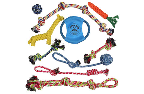 Pacific Pups Products Dog Rope Toys